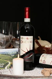 foto vino Monferrato Dolcetto Ca' Colomba
