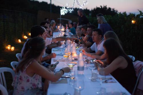 cena tra i filari 2019